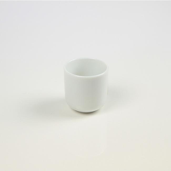 茶湯器 白 1.6寸