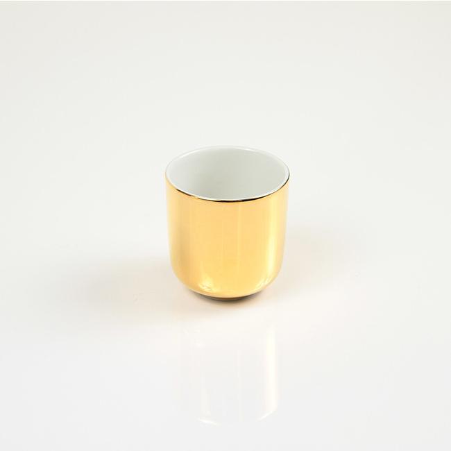 茶湯器 総金 1.6寸