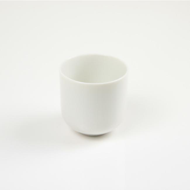 茶湯器 白 2.2寸