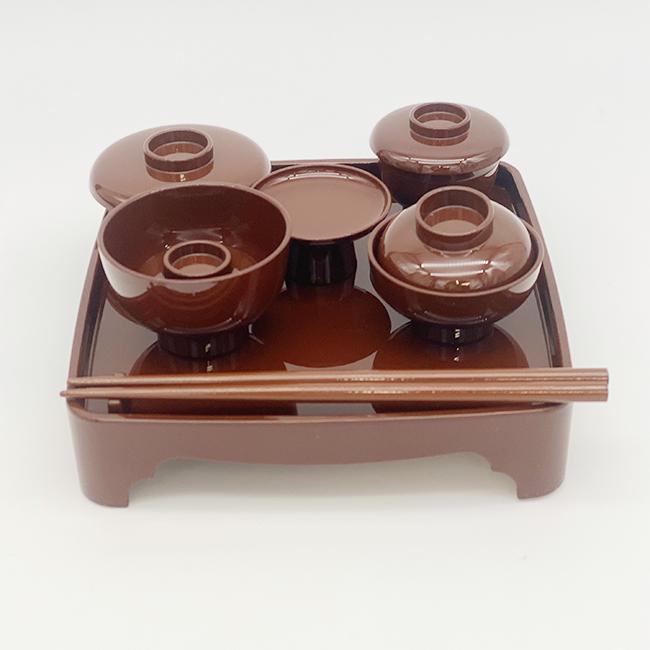 現代仏膳 ブラウン 5.5